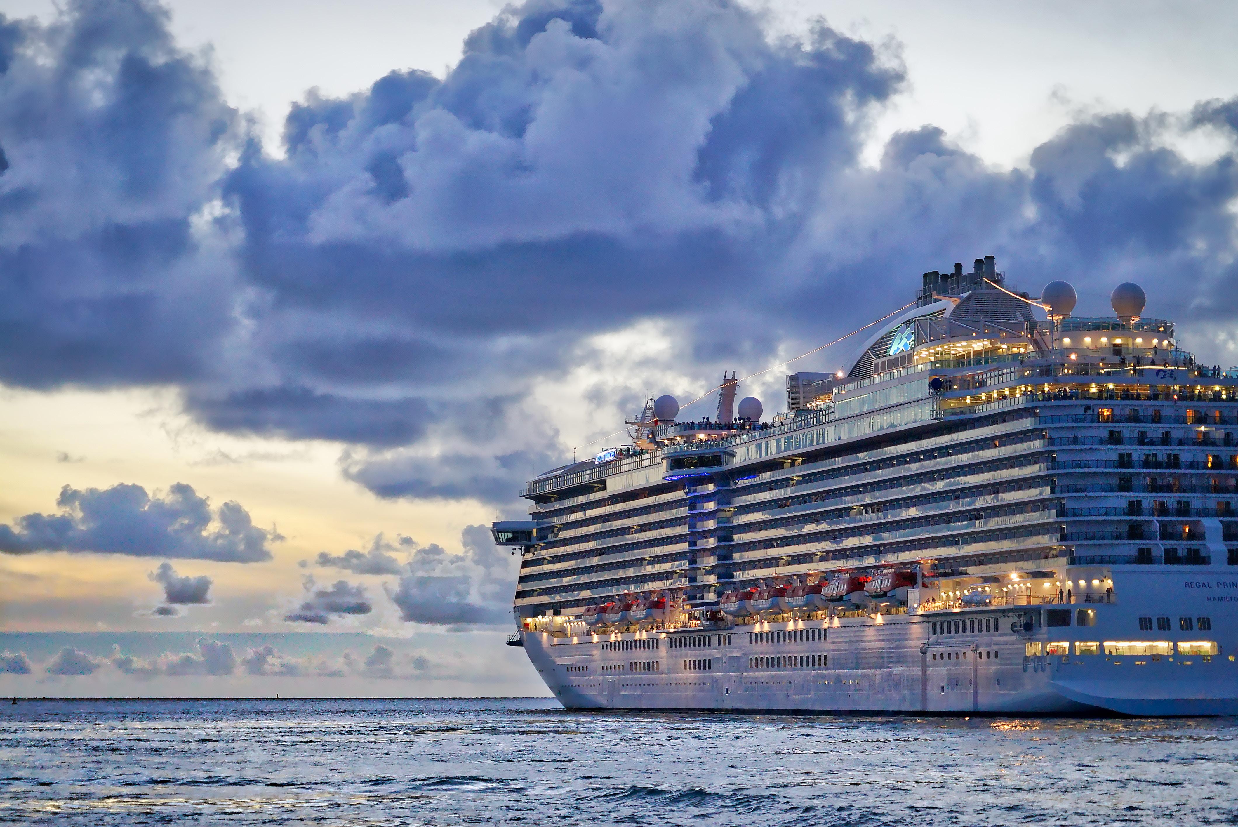 Extra kosten cruise vanuit Amerika: havengeld en meer