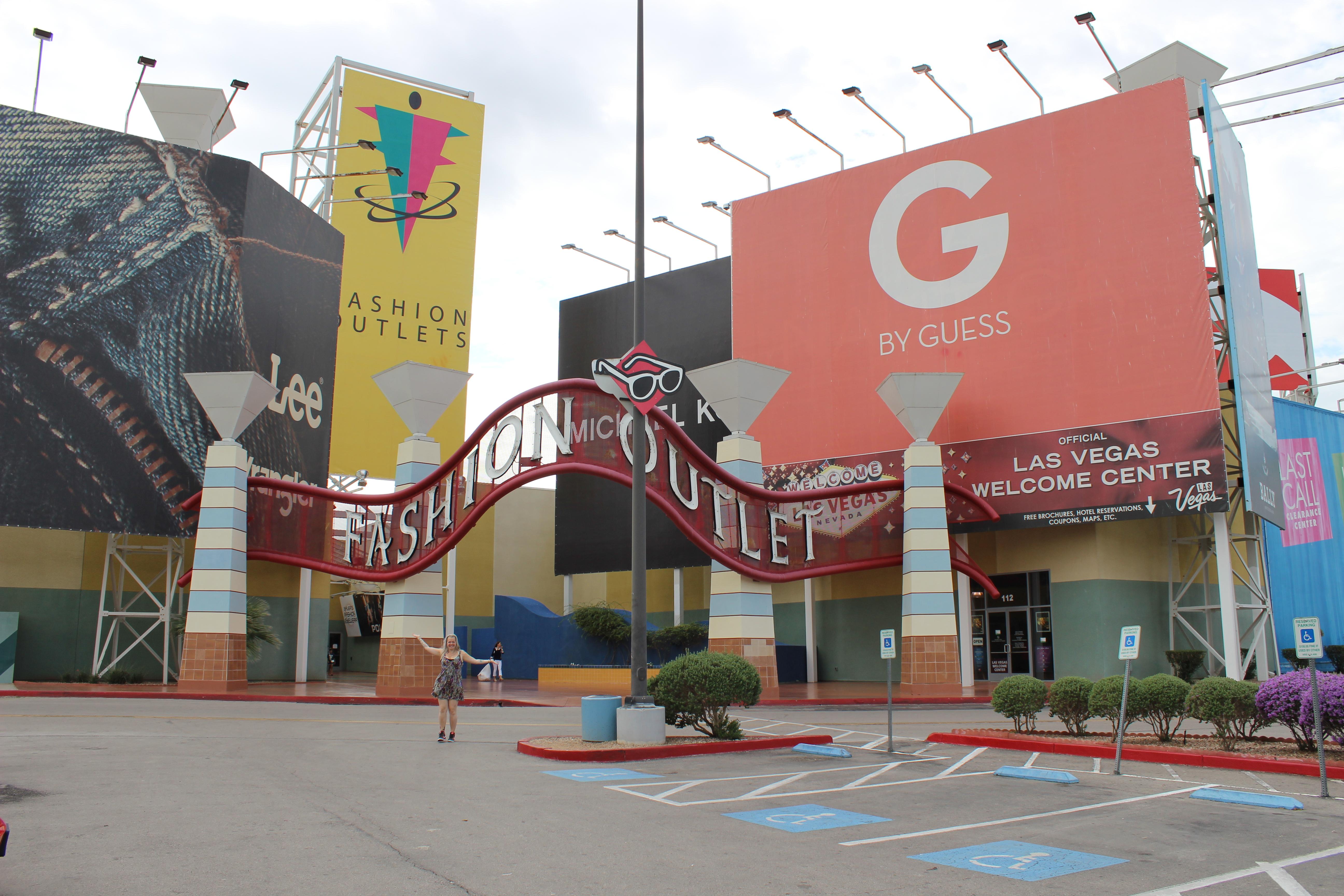 Las Vegas outlets: dit zijn de leukste fashion outlets