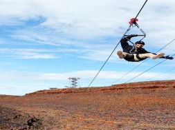 grand canyon zipline