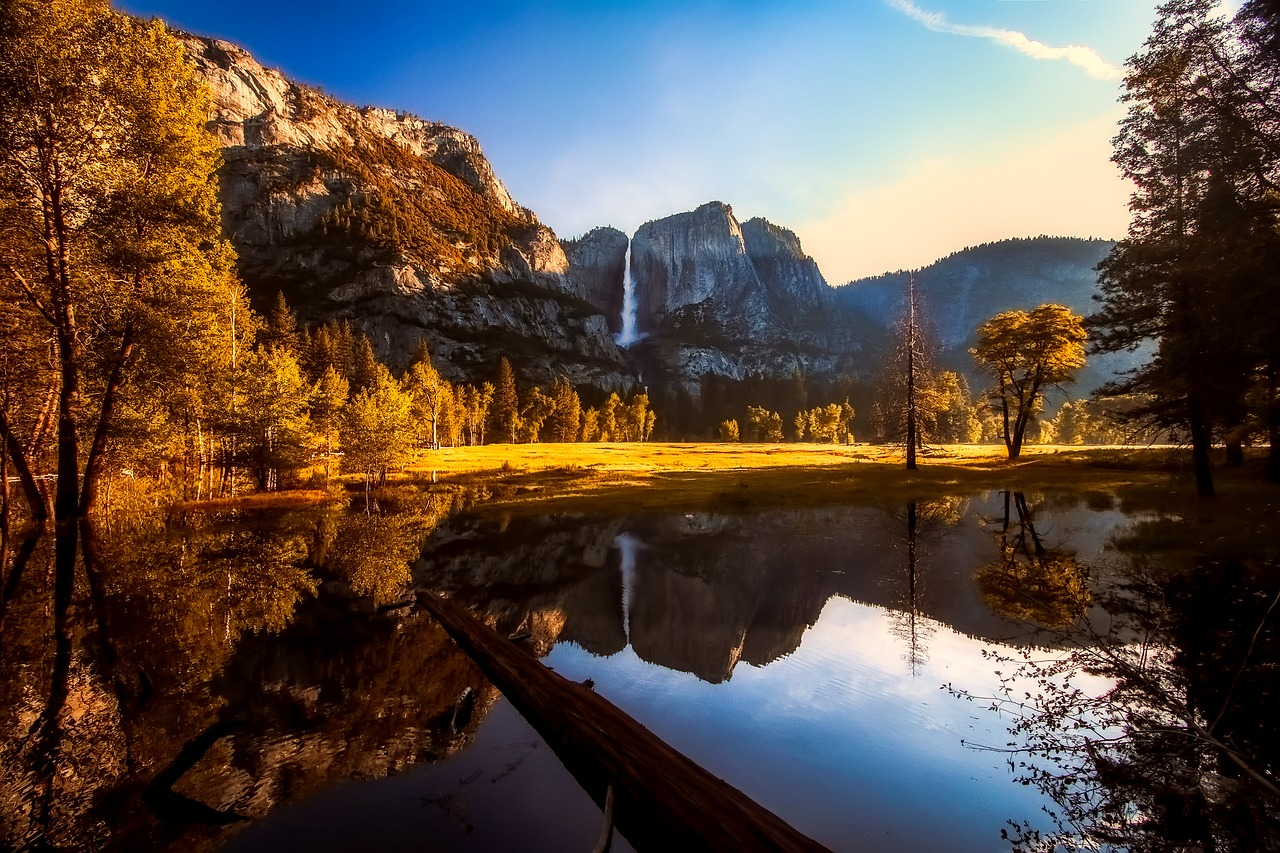 Yosemite National Park: hotels, bezienswaardigheden en trails