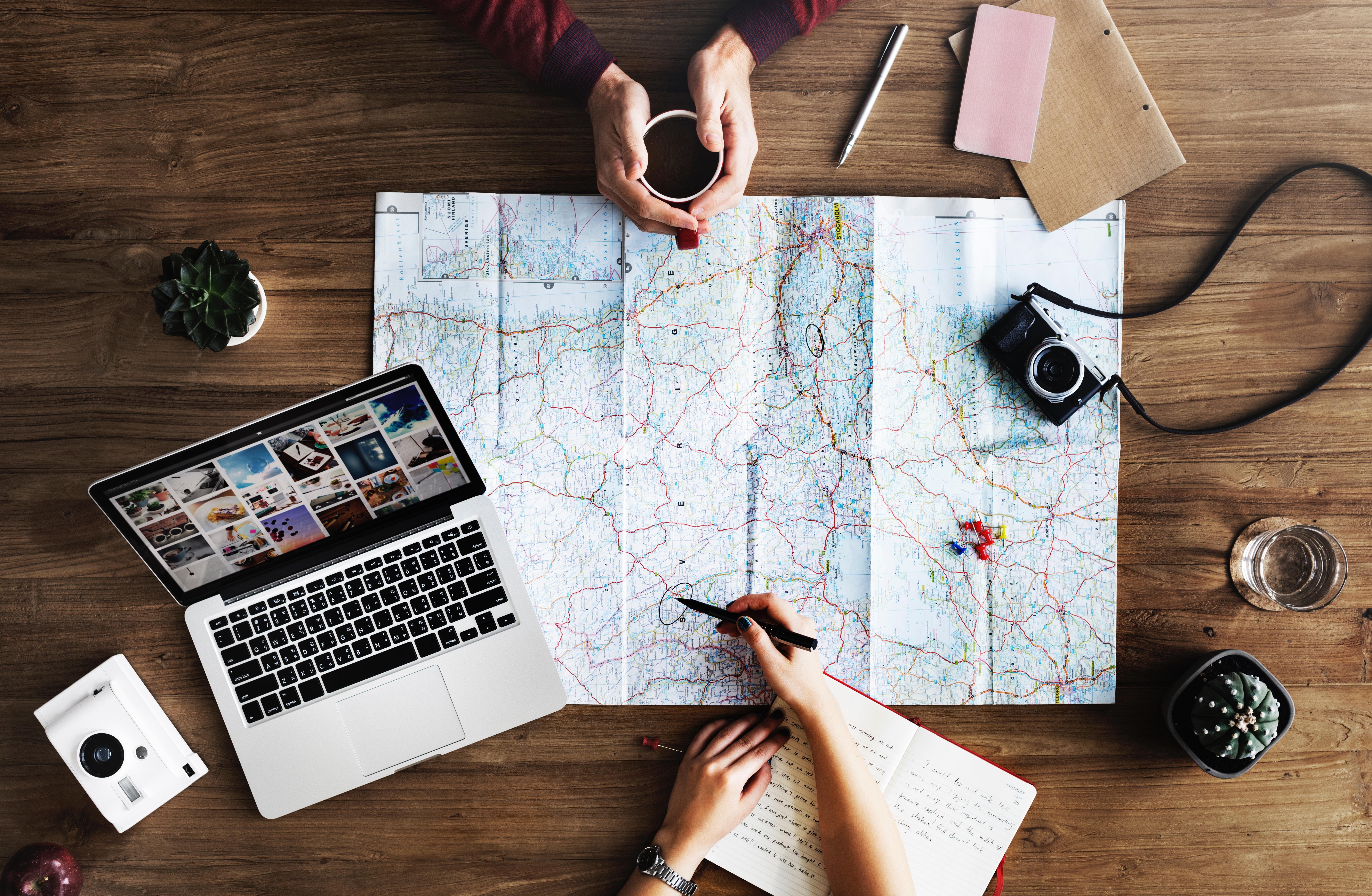 Checklist rondreis Amerika