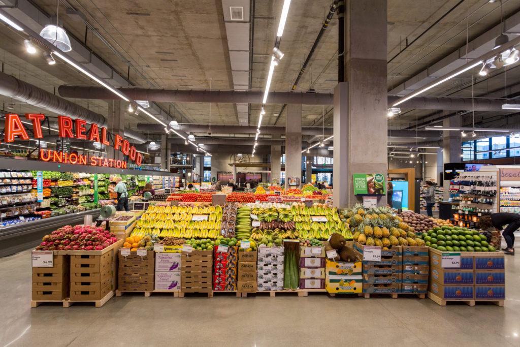whole foods winkel met dingen die we missen aan amerika