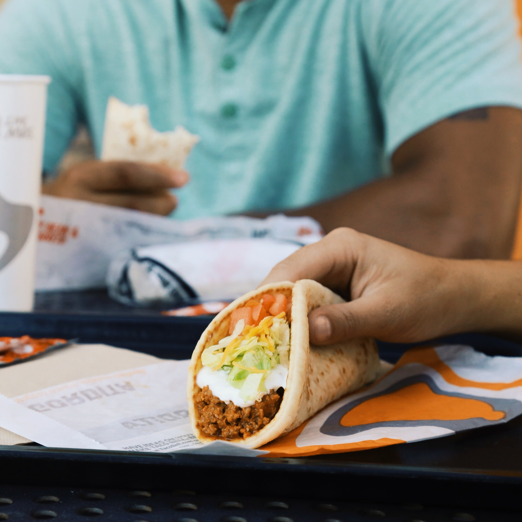 fastfoodketens Taco Bell