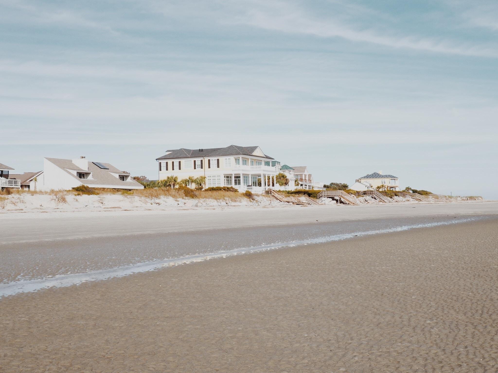 Seabrook Island bij Charleston, SC