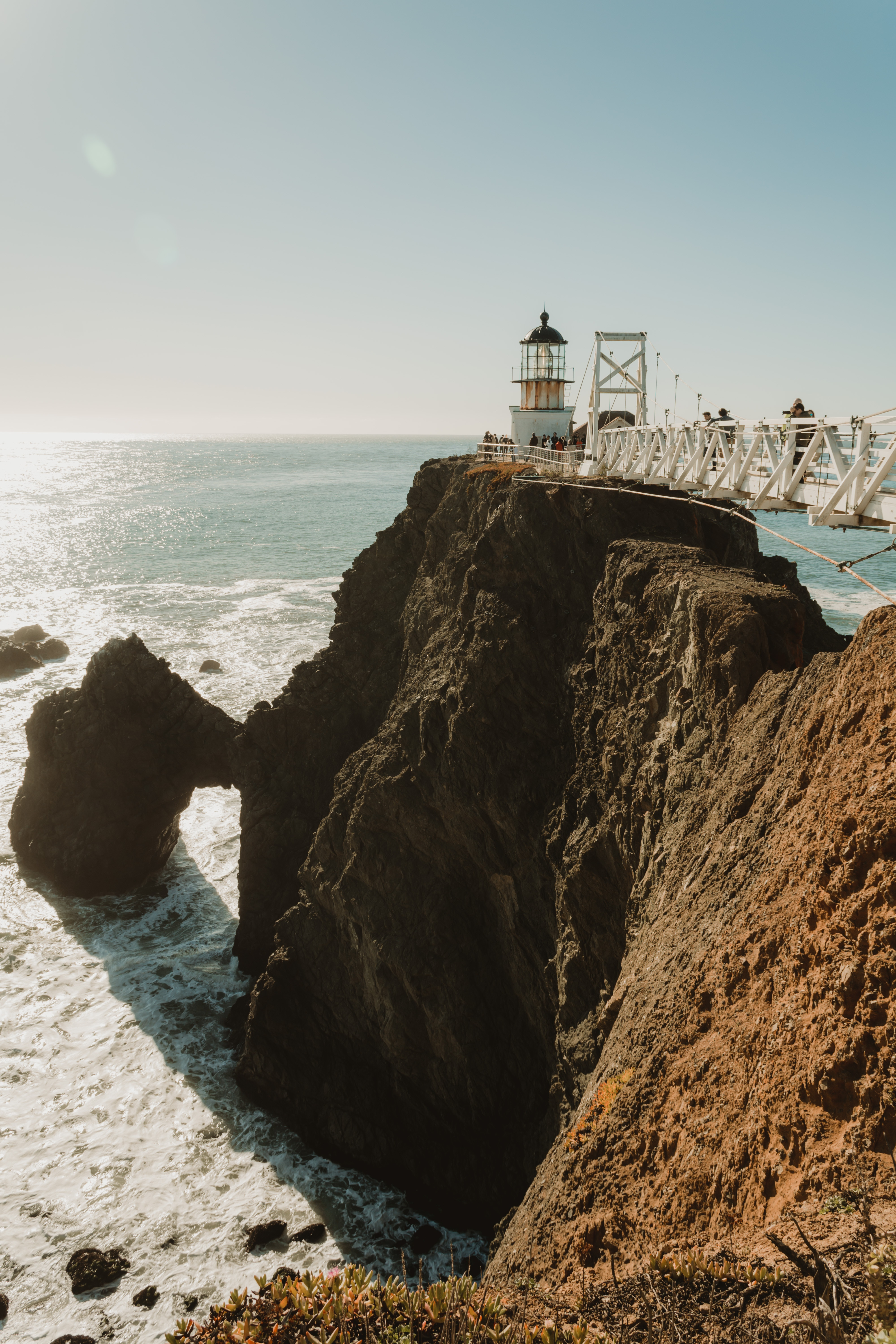 point bonita lighthouse sausalito