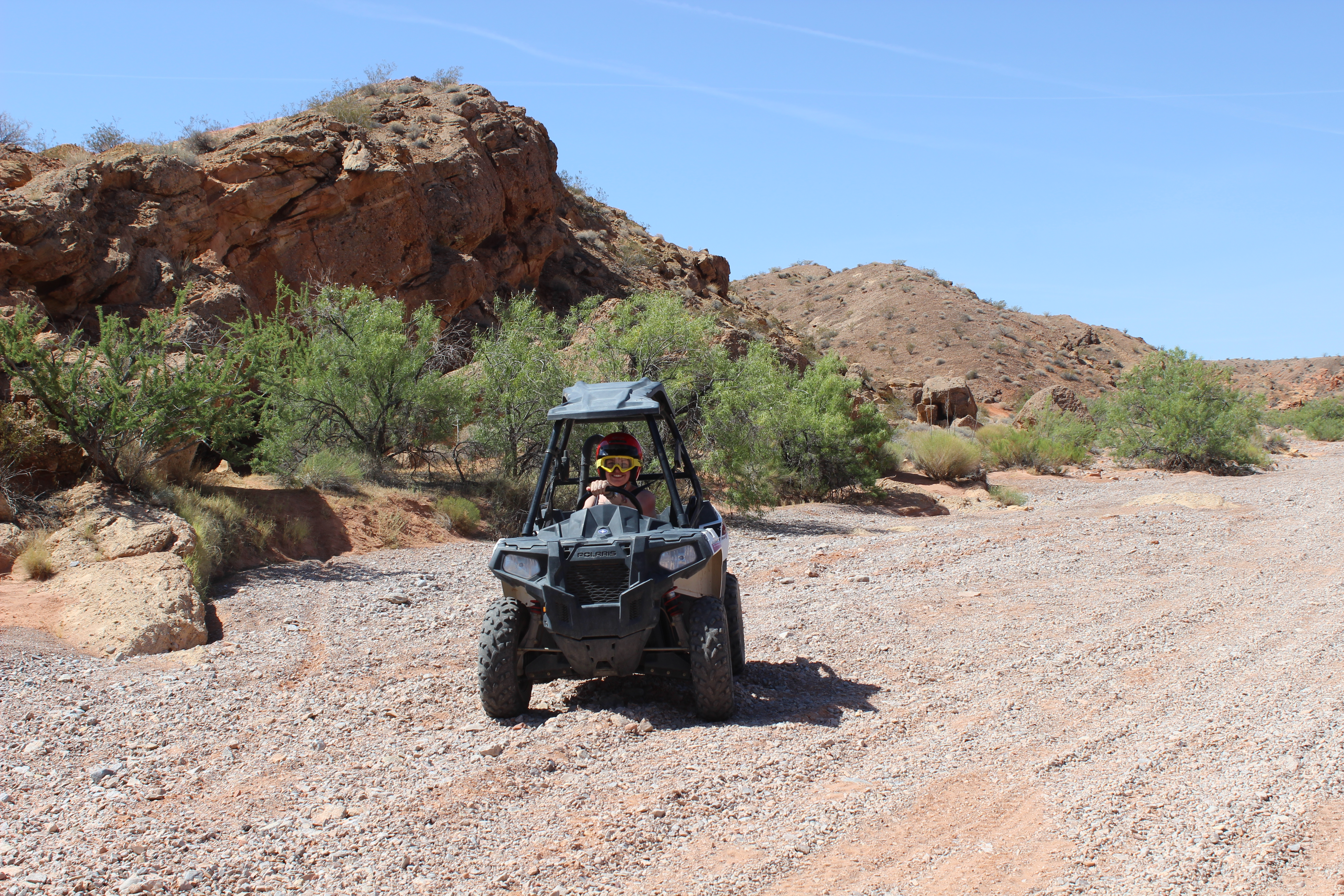 valley of fire atv