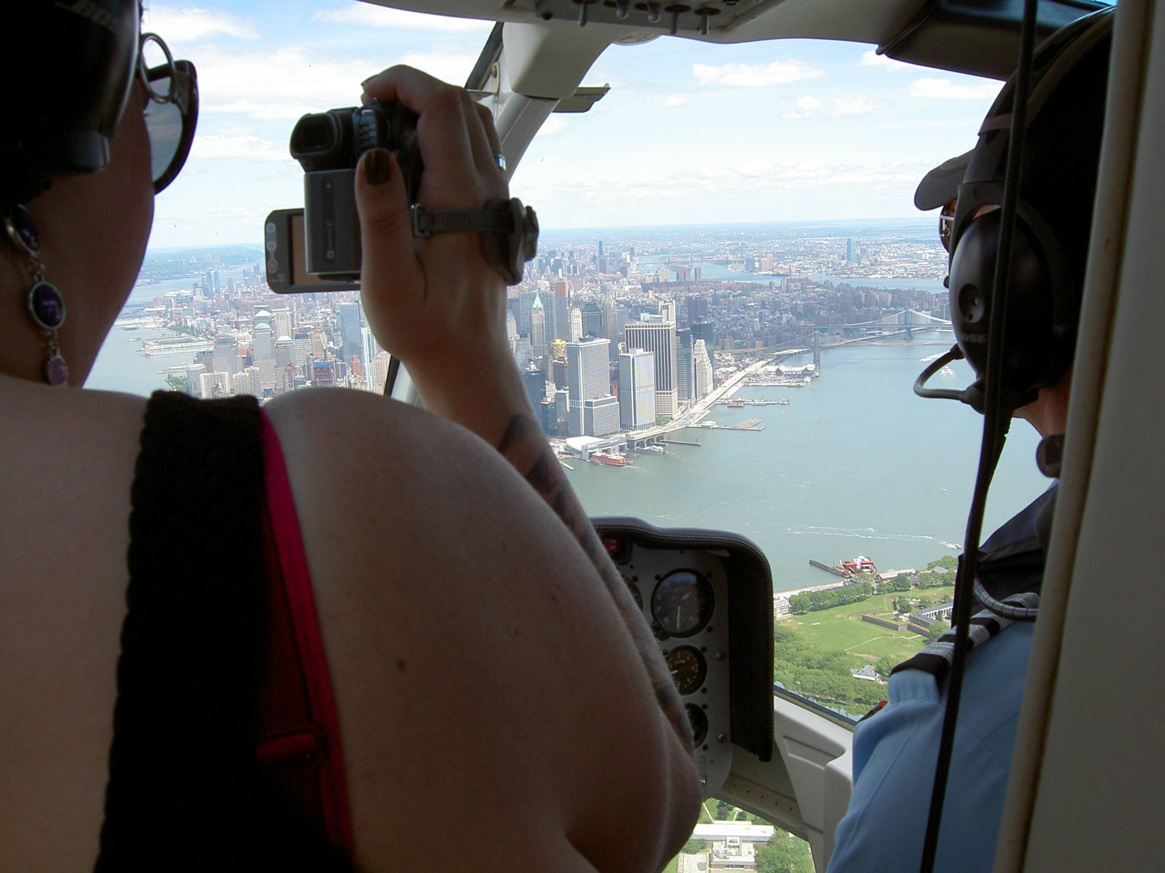 helikoptervlucht New York