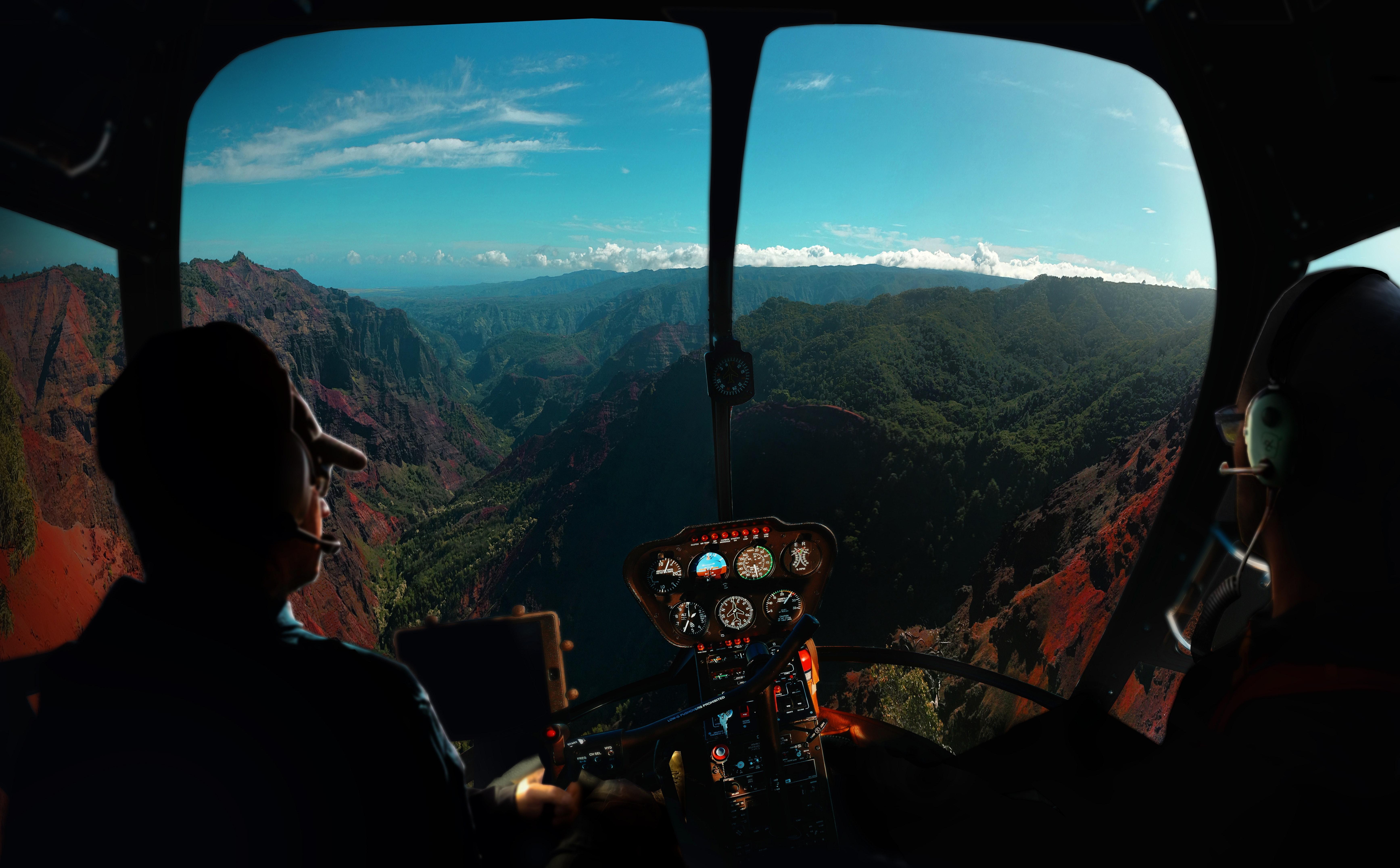 Helikoptervlucht Hawaii
