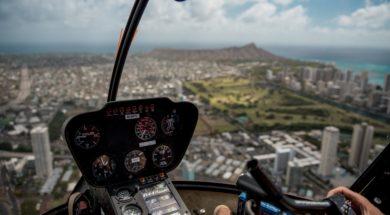 helikoptervlucht honolulu