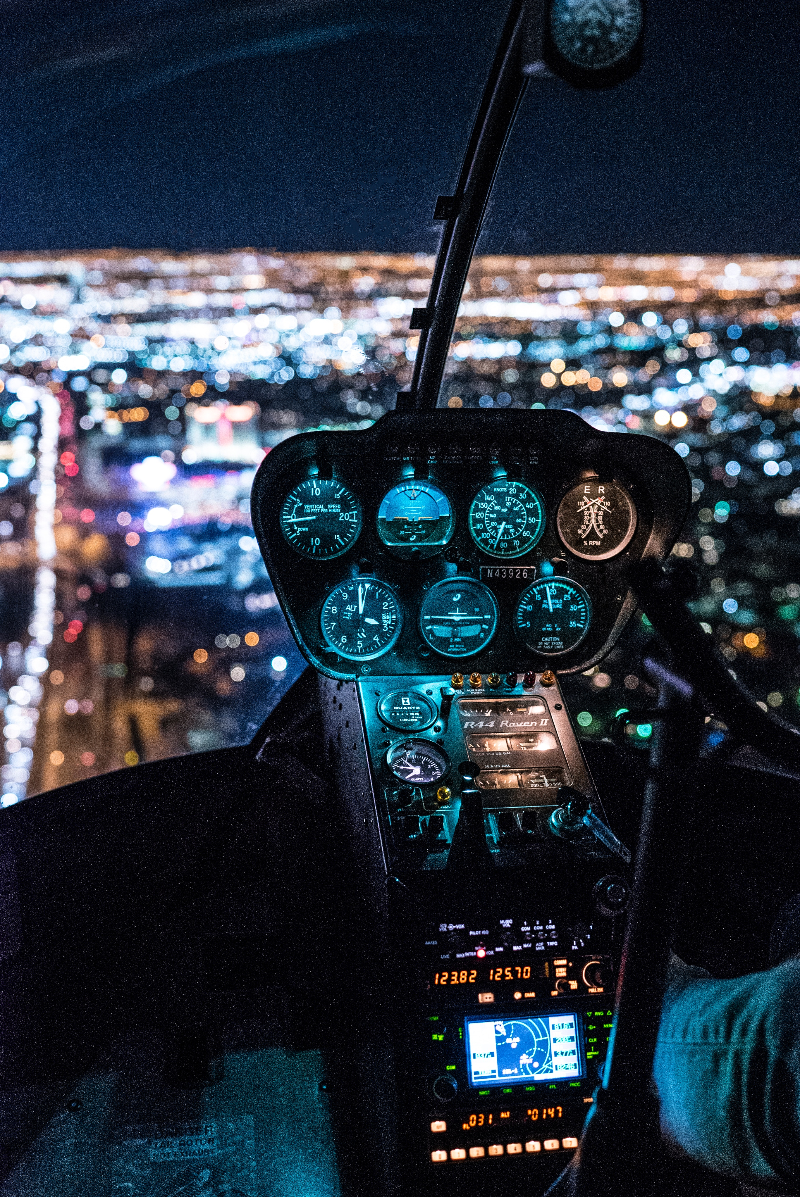 helikoptervlucht las vegas