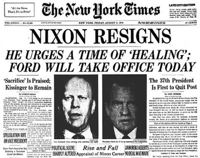Watergate: het schandaal dat Nixon de kop kostte