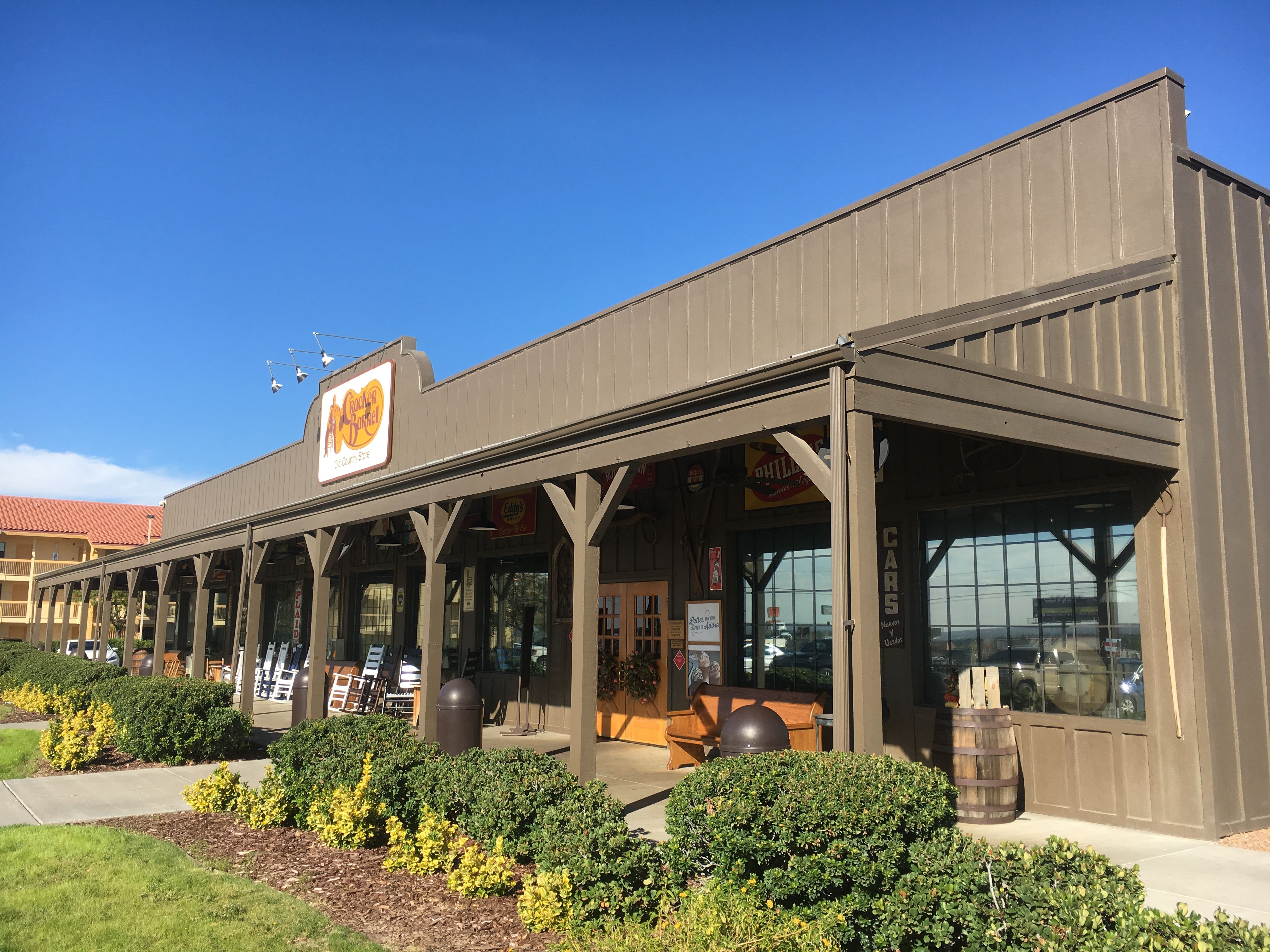 Cracker Barrel: de leukste restaurantketen in Amerika