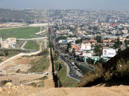 grens oversteken amerika mexico
