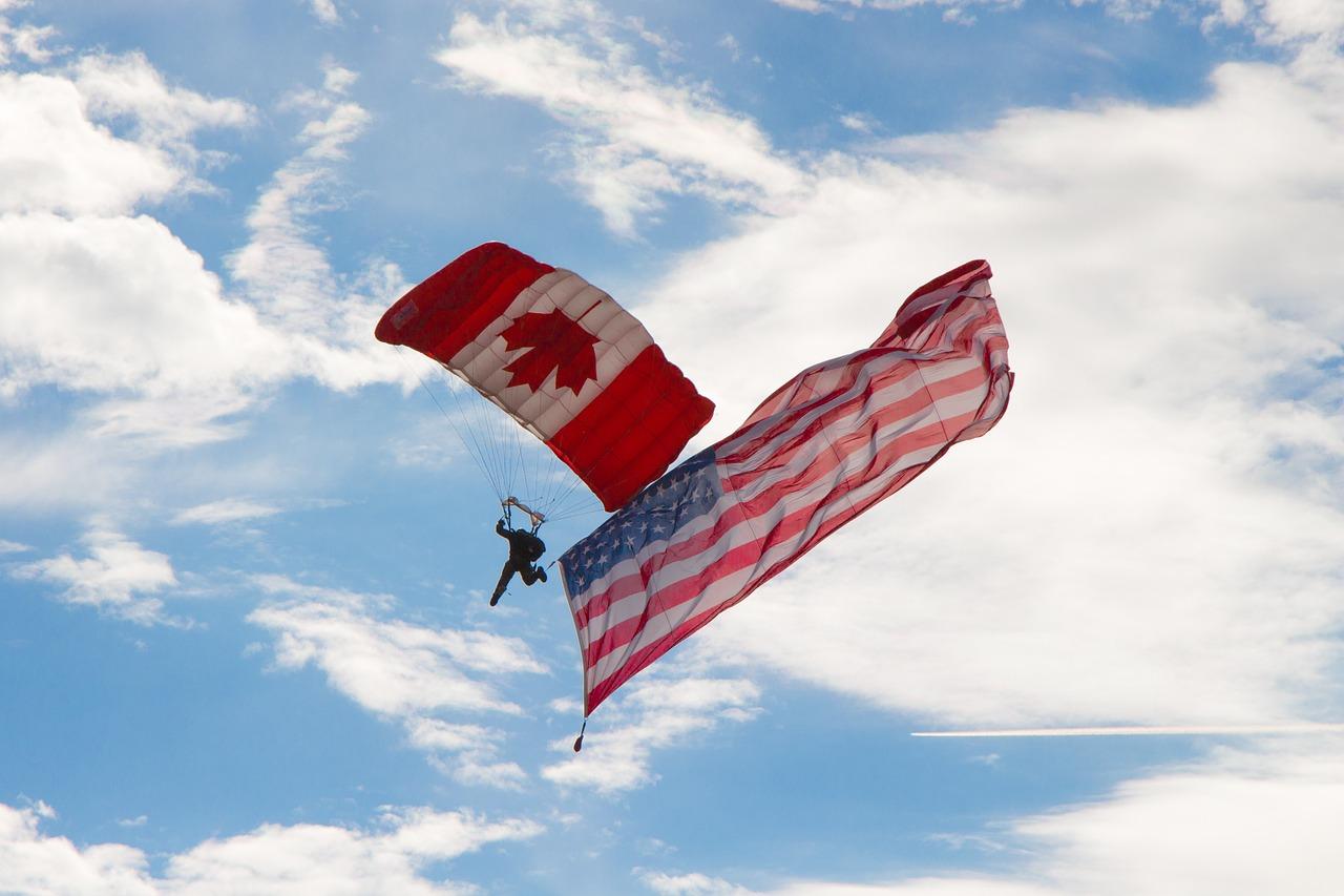 Grens oversteken Canada Amerika: dit moet je weten
