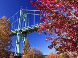 St. Johns Portland oregon