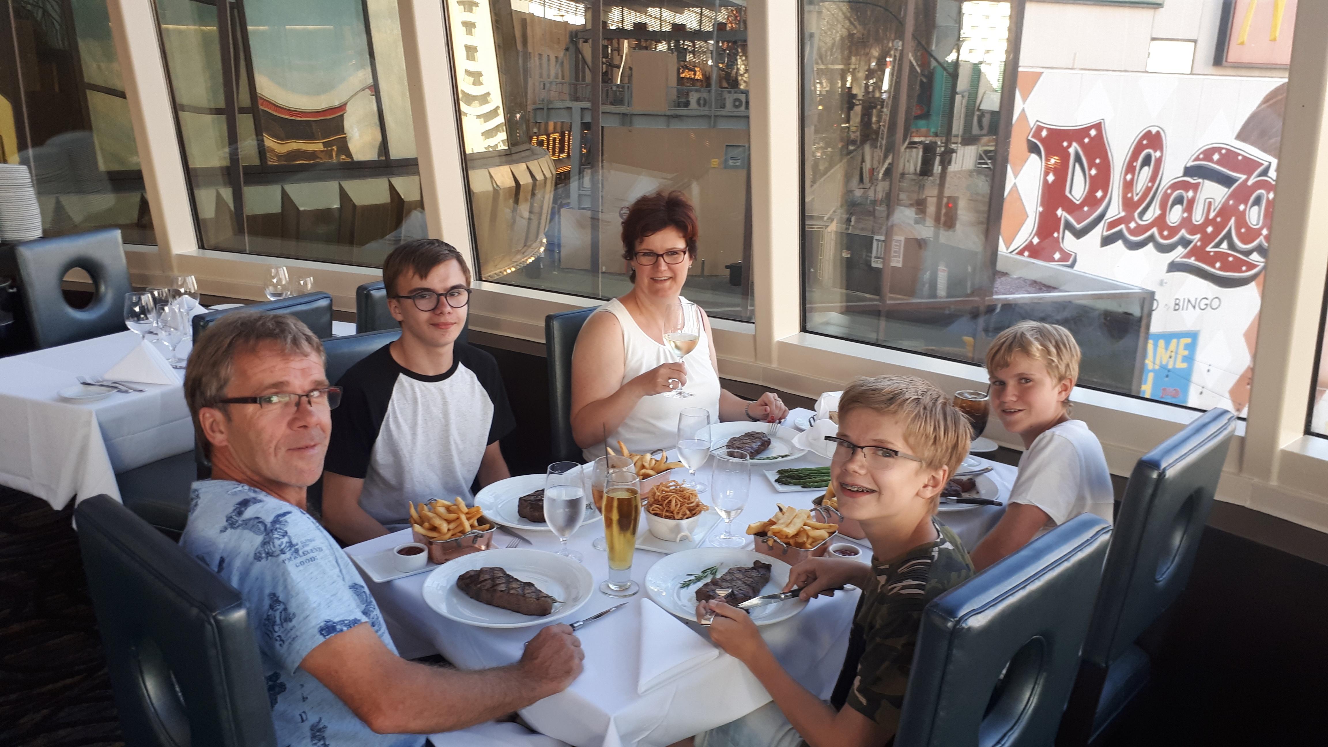 Reisverslagen Amerika: Wendy maakte een rondreis in West-Amerika (deel 1 van 2)