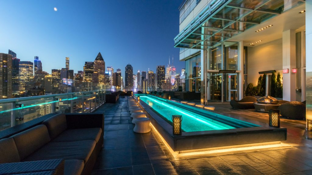 rooftop bar new york