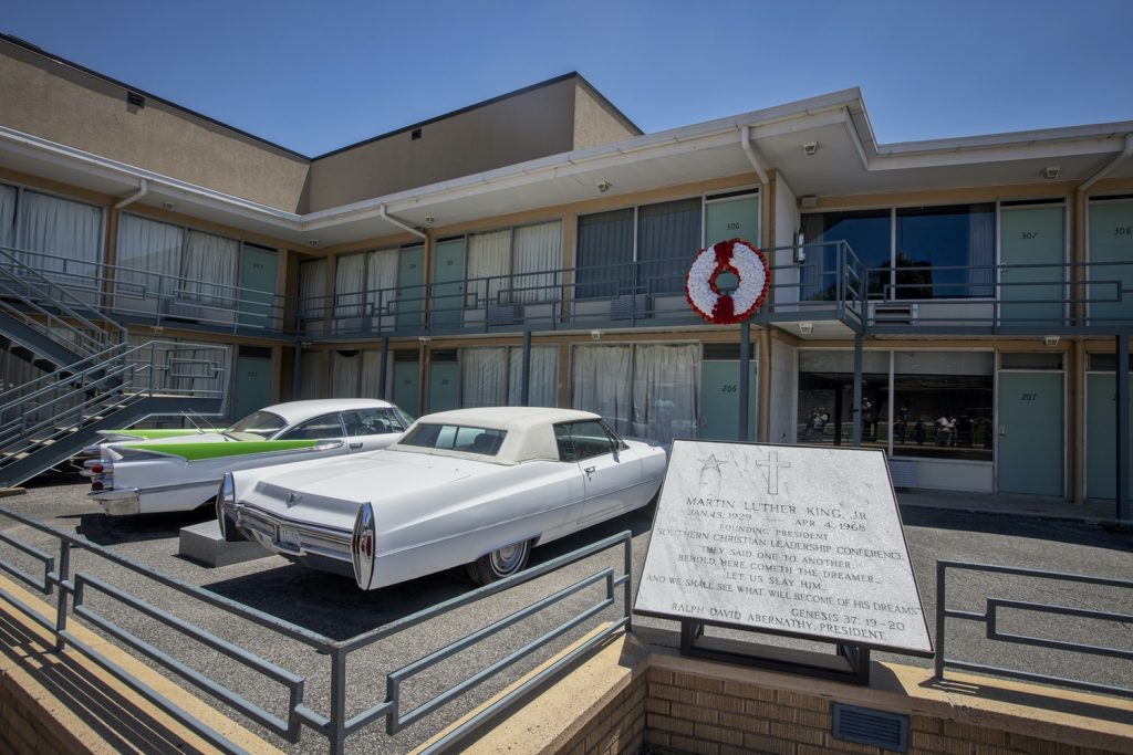 lorraine motel national civil rights museum