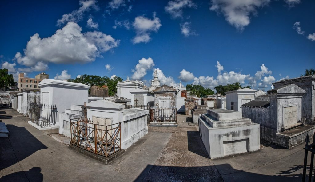 Saint Louis Cemetery No. 2