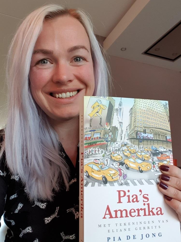 pia's amerika boek