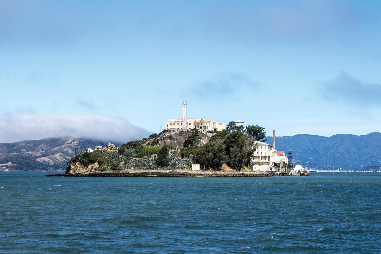 Alcatraz: in de voetsporen van Amerika's gangsters