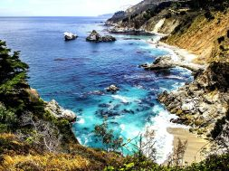 big sur hihghway 1 pacific coast highway