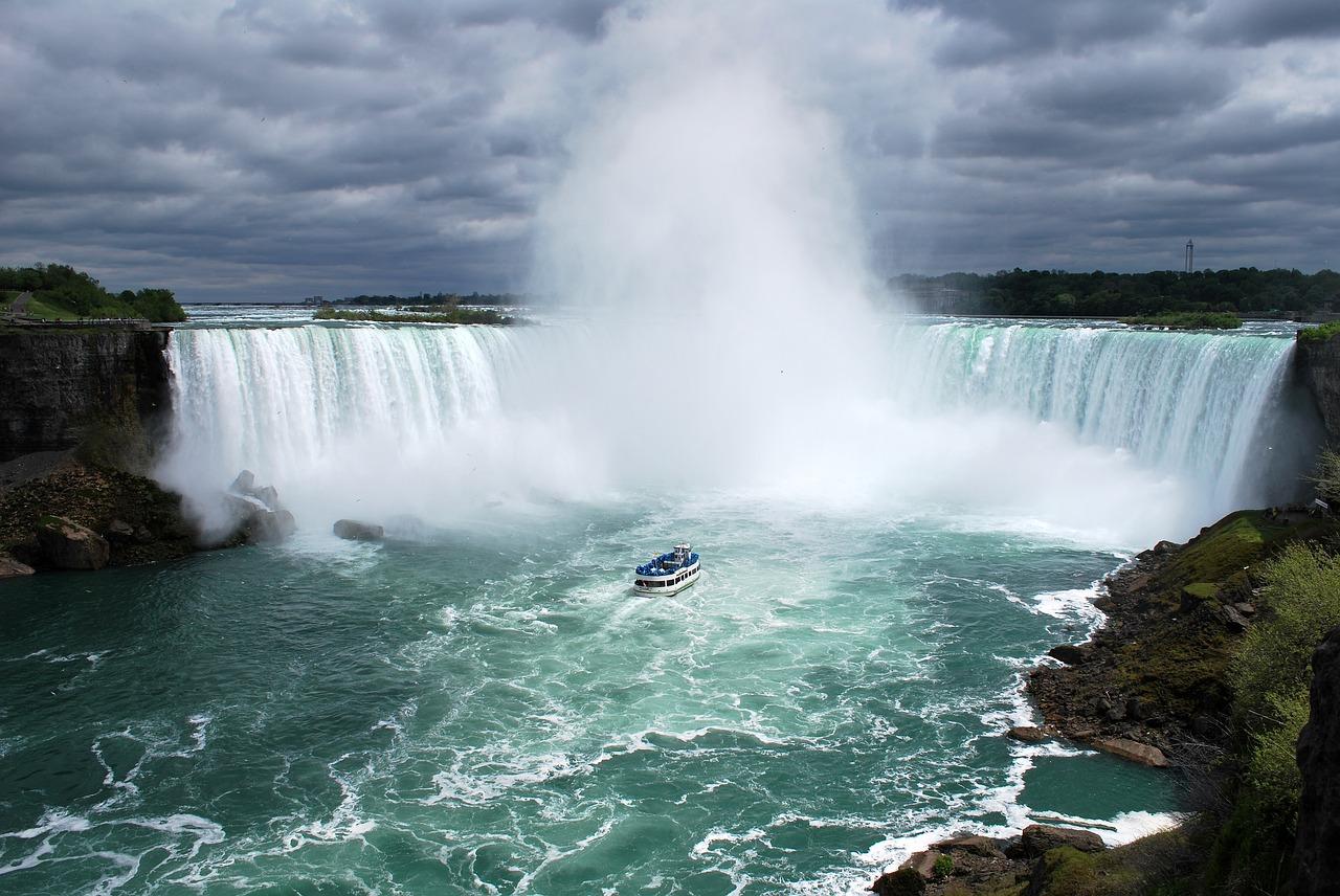 Niagara Falls; de beroemdste watervallen ter wereld