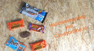 Halloweensnoep