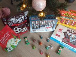 Kerstsnoep uit Amerika