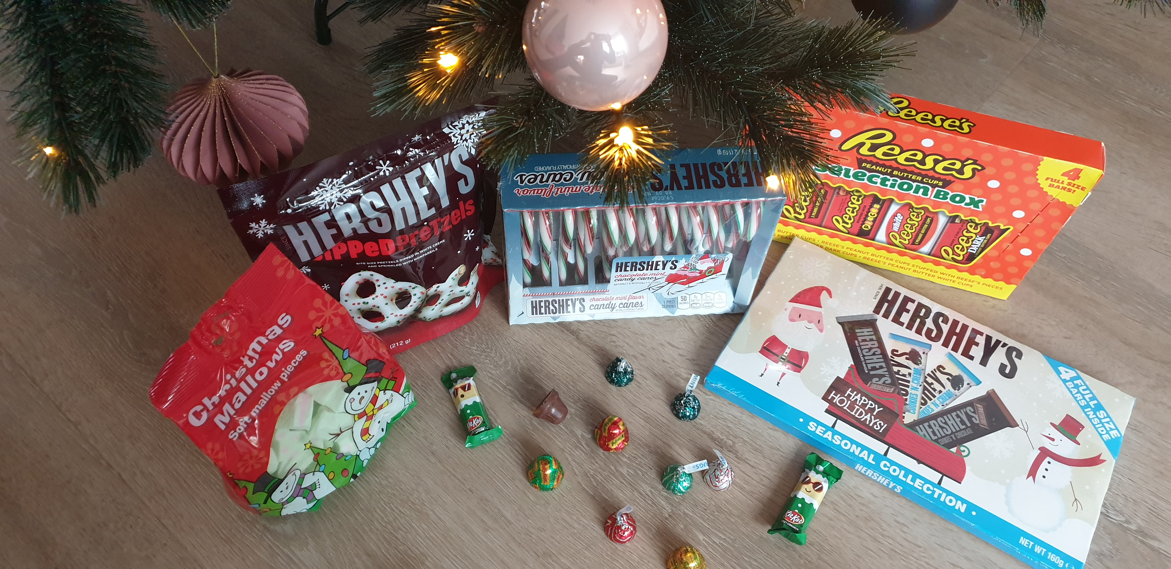 Amerikaans kerstsnoep kopen