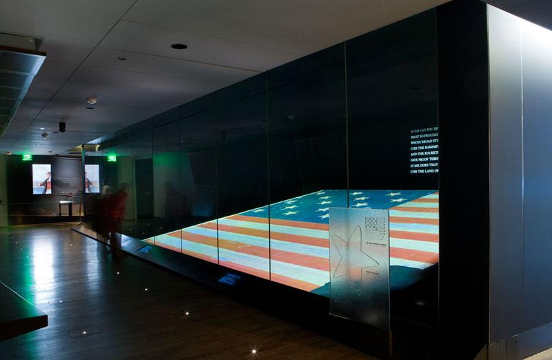 amerikaanse vlag uit 1814