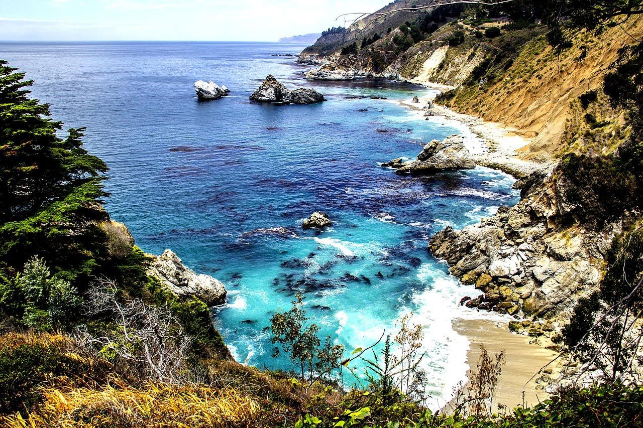 Monterey Bay Area: de leukste plekjes aan de kust