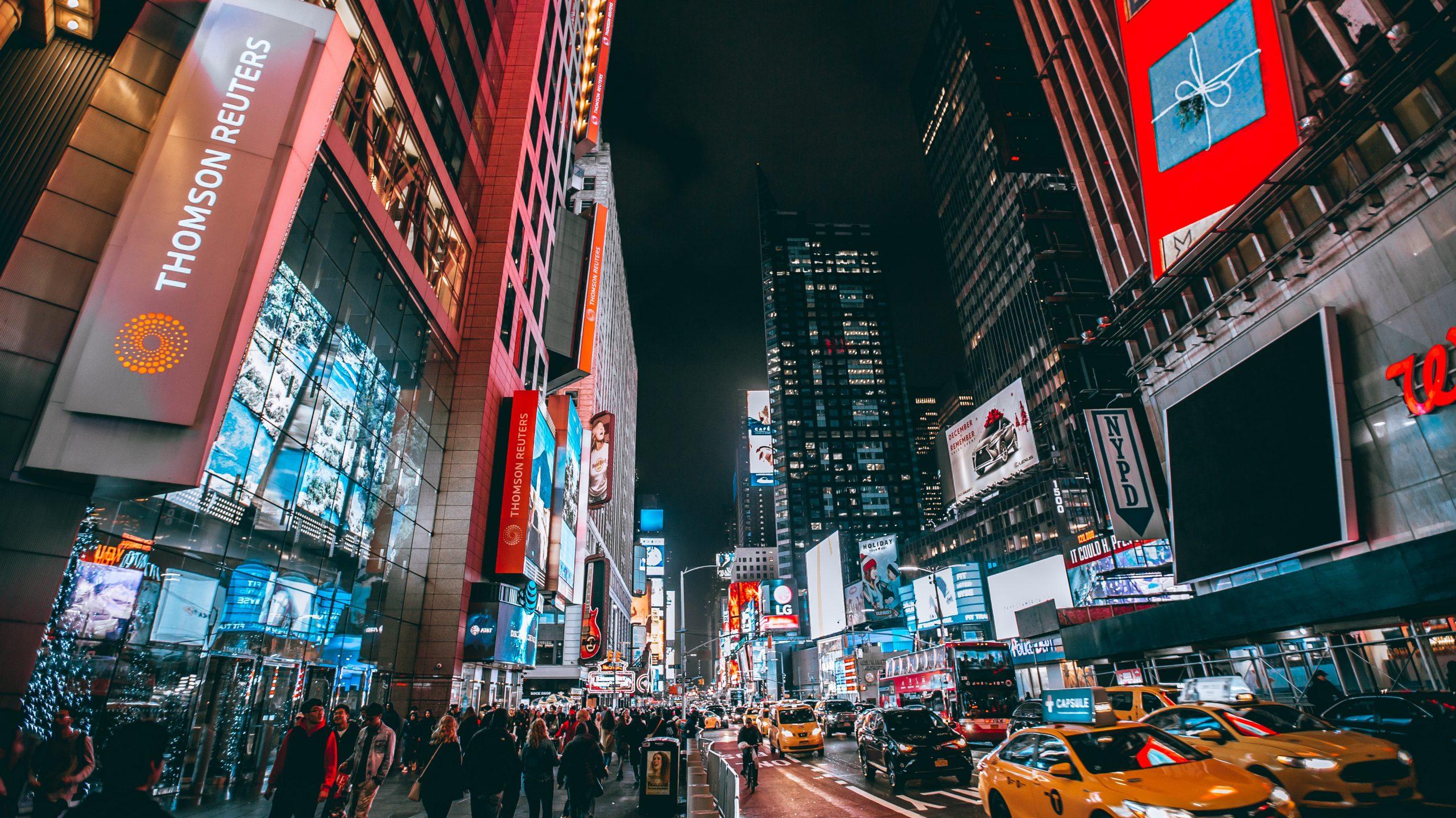 Times Square New York: dit kun je er allemaal doen