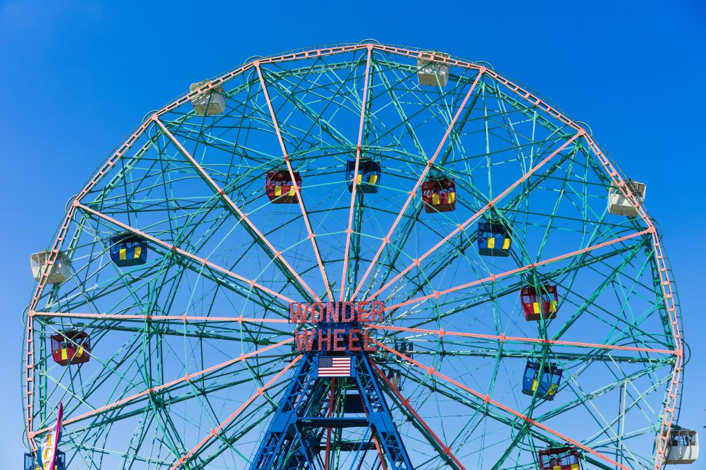 coney island nederlandse namen in new york