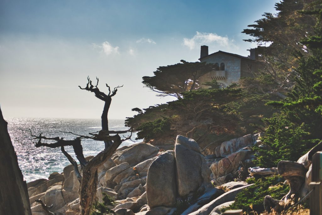 carmel in de Monterey Bay Area