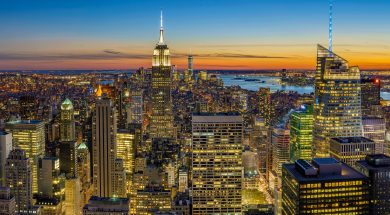 new york bezienswaardigheden