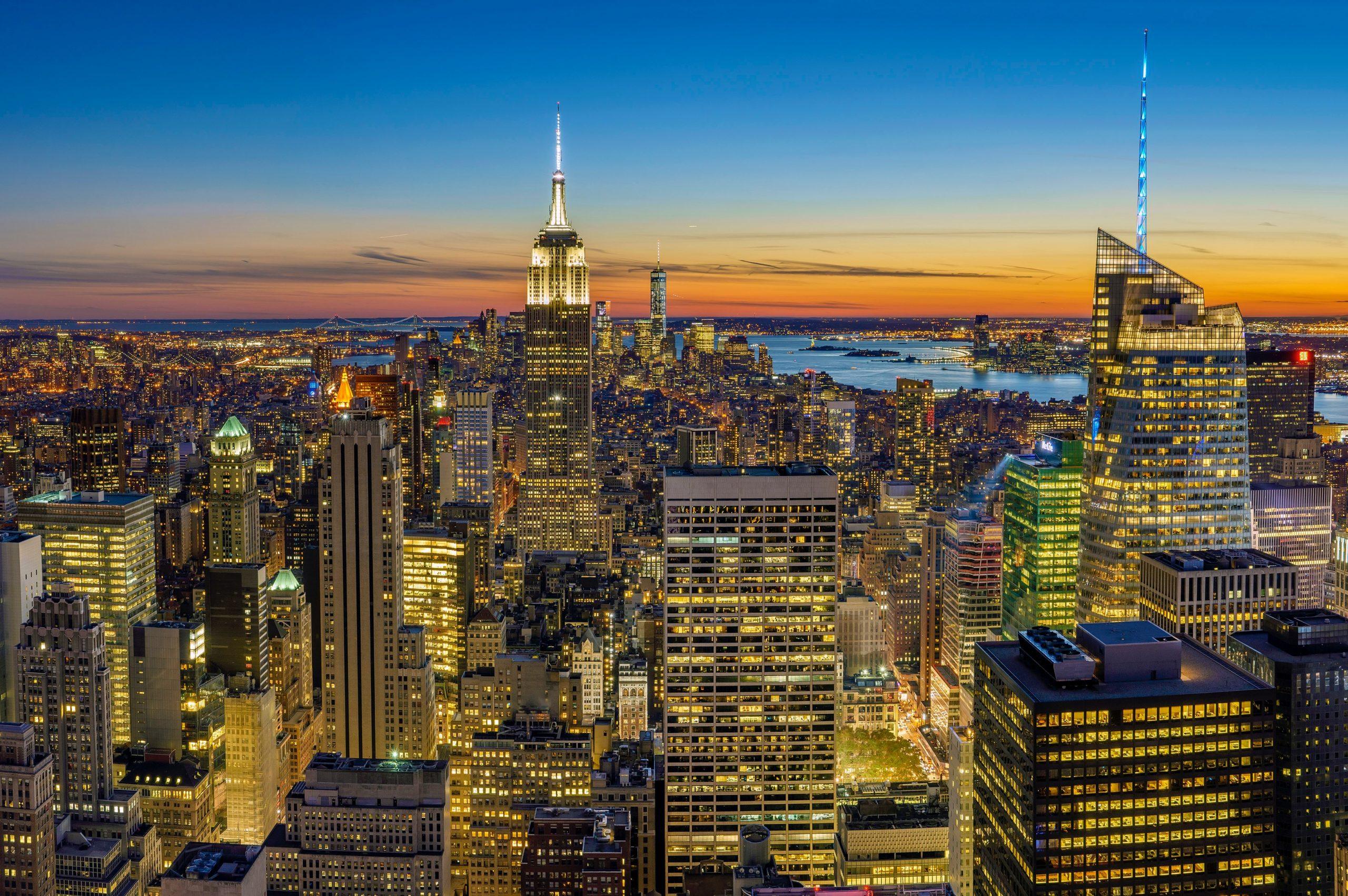 New York bezienswaardigheden: onze top 15